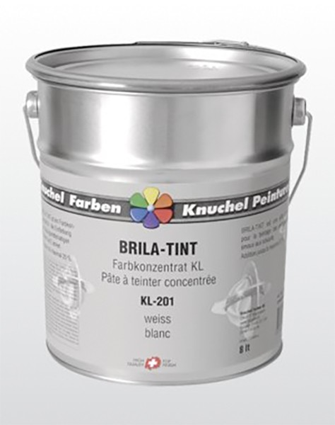 BRILA-TINT Farbpaste KL lösungsmittelhaltig