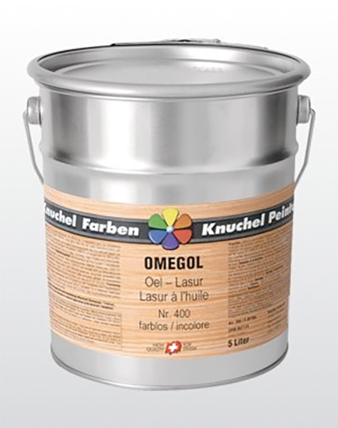 OMEGOL Oel-Lasur