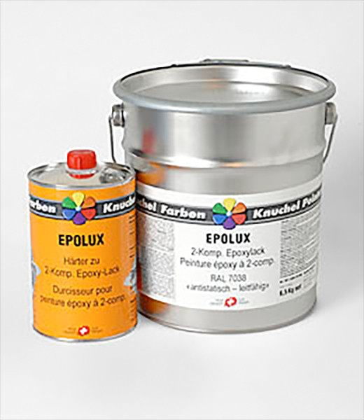 EPOLUX 2K Epoxy-Lack AS antistatisch