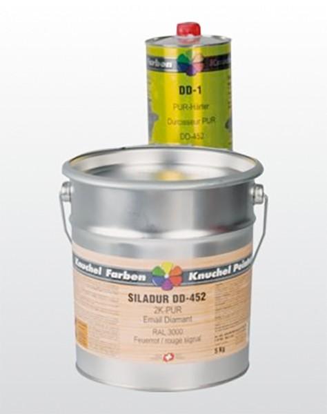 SILADUR 2K-PUR Spritz-Email DIAMANT DD-452