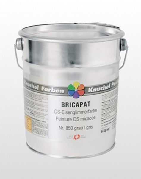 BRICAPAT Eisenglimmer-Farbe DS 2:1