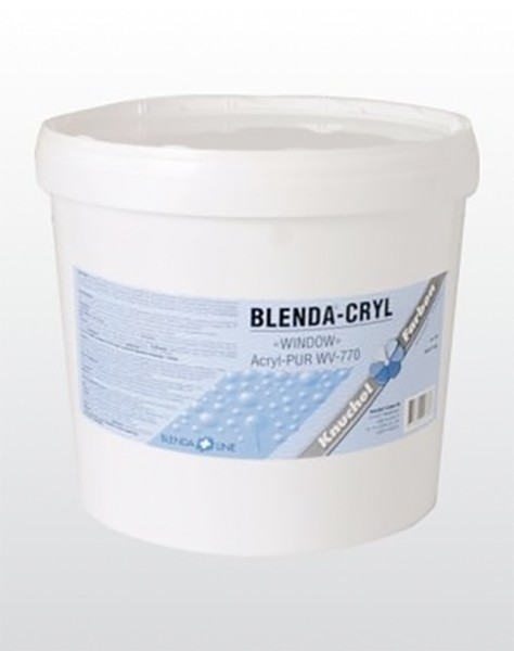 BLENDA-CRYL «WINDOW» WV-770 seidenmatt