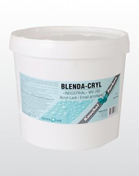 BLENDA-CRYL «INDUSTRIAL» WV-765 seidenmatt