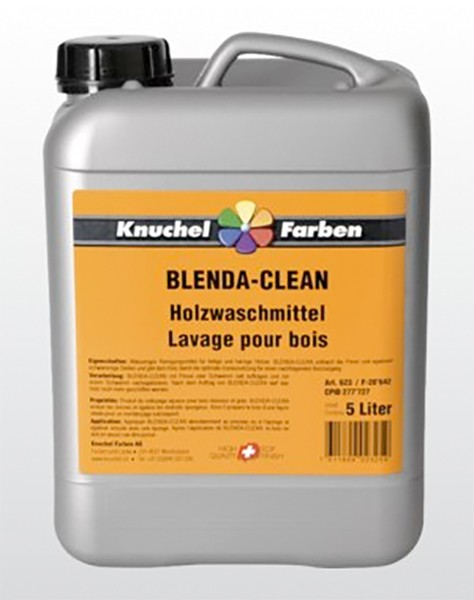 BLENDA-CLEAN Holzwaschmittel