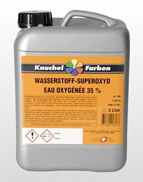 Wasserstoffsuperoxyd