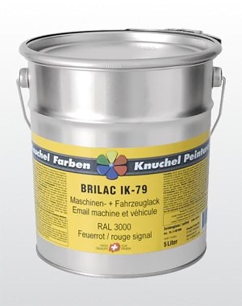 BRILAC Maschinen- und Fahrzeuglack IK-79 seidenglanz
