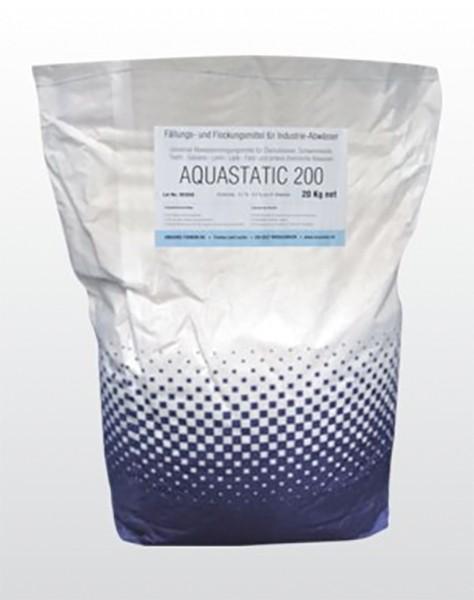 AQUASTATIC 200 Flockungsmittel Pulver AQ