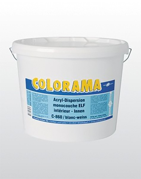 COLORAMA Acryl Innen-Dispersion ELF C-860
