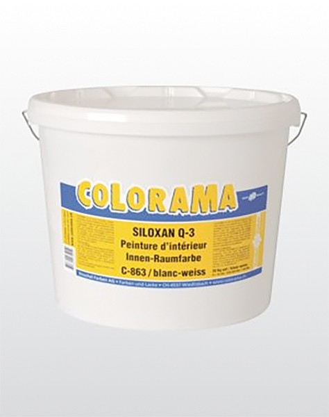 COLORAMA Siloxan-Raumfarbe Q3 C-863