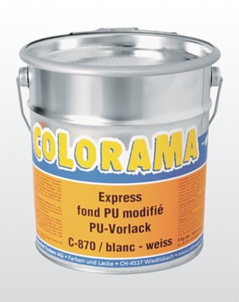 COLORAMA PU-Express-Vorlack C-870