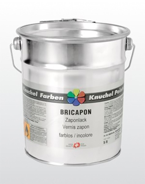BRICAPON Zaponlack