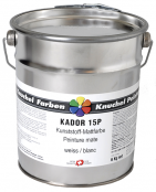 KADOR Kunststoff-Mattfarbe 15P