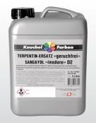 Terpentin-Ersatz «geruchfrei» D2