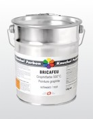 BRICAFEU Graphitfarbe 500°C