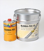 BLENDA-POX 2K Epoxy-Lack AS antistatisch