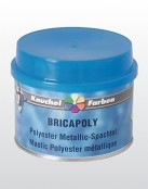 BRICAPOLY Polyester Metallic-Spachtel