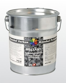 BRILLANT Kunstharz-Emaillack 750ml Standard RAL