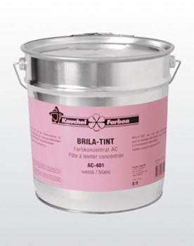 BRILA-TINT Farbpaste AC Polyurethan 3lt.