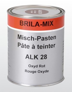 BRILA-MIX Misch-Pasten Alkyd 1000ml