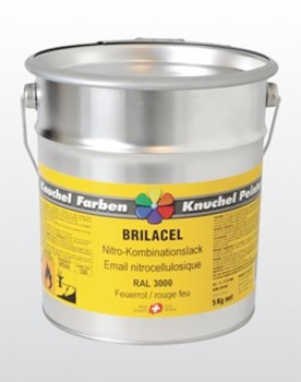 BRILACEL Nitro-Kombinationslack 1kg RAL