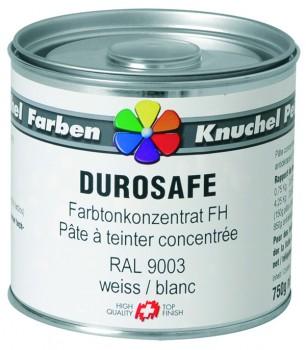 DUROSAFE Farbtonkonzentrat 750g RAL
