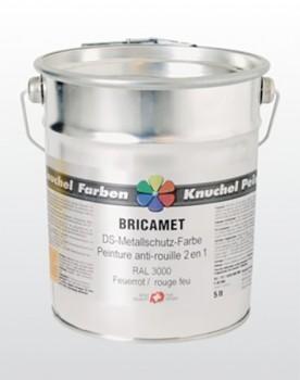 BRICAMET Metallschutz-Farbe DS 2:1 500ml T-Base RAL