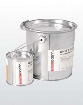 ECLON 2K-EP Zinkstaubprimer Komp.A grau 1401