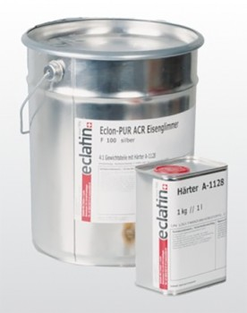 ECLON 2K-PUR ACR Eisenglimmerfarbe Komp.B