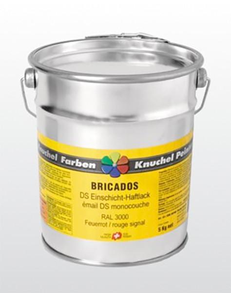 BRICADOS Einschicht-Haftlack DS 2:1 1kg RAL