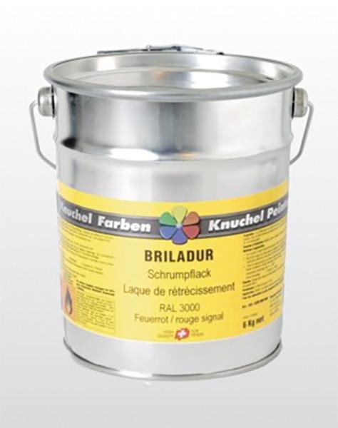 BRILADUR Schrumpflack RAL 3003 rubinrot
