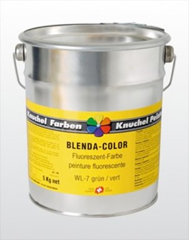 BLENDA-COLOR Fluoreszent-Leuchtfarbe 125ml