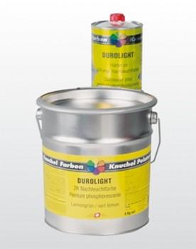 DUROLIGHT 2K-PUR Nachleuchtfarbe phosphoreszierend Härter