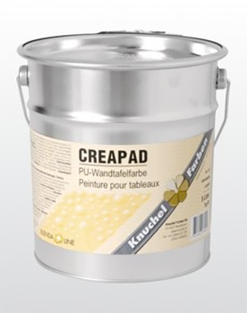 CREAPAD PU-Wandtafelfarbe 1000ml RAL W-Base