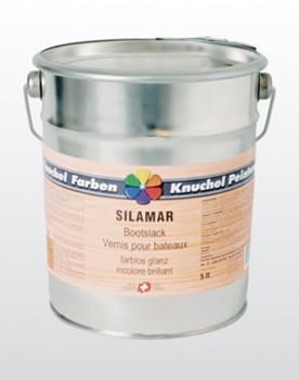 SILAMAR Bootslack farblos glanz