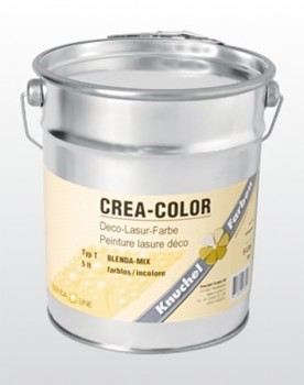 CREACOLOR Deco-Lasurfarbe AQ 750ml