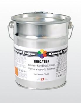 BRICATEK Bitumen-Kombilack schwarz