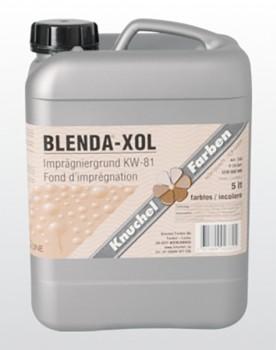 BLENDA-XOL Imprägniergrund KW-81 farblos