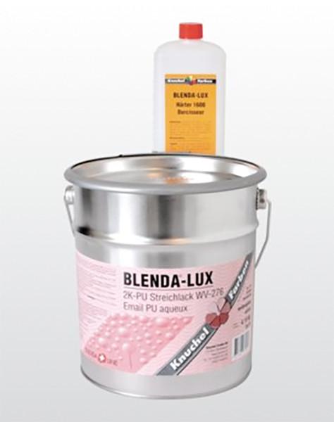 BLENDA-LUX 2K-PUR Streichlack WV-276 4.15kg RAL