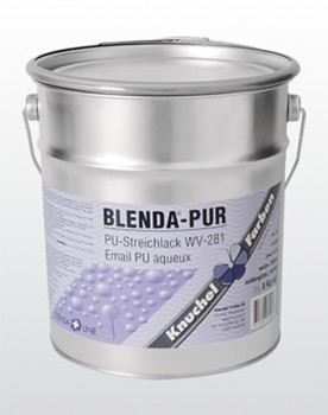 BLENDA-PUR PU-Streichlack WV-281 2,5lt. RAL