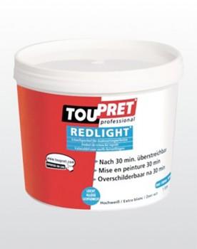 TOUPRET Schnell-Leichtspachtel «REDLIGHT»