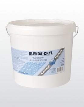 BLENDA-CRYL «EXTERIOR» WV-290 seidenmatt 25kg RAL