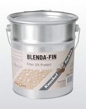 BLENDA-FIN Filter UV-Protect farblos