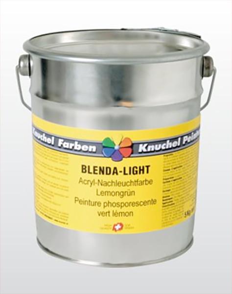 BLENDA-LIGHT Nachleuchtfarbe phosphoreszierend