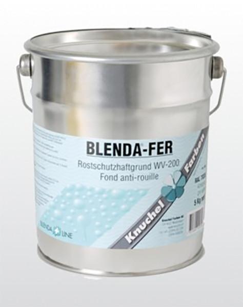 BLENDA-FER Rostschutzhaftgrund WV-300 5kg RAL