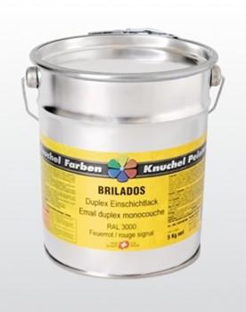 BRILADOS Duplex Einschichtlack 1kg RAL