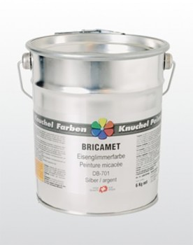 BRICAMET Eisenglimmer-Farbe DS 2:1