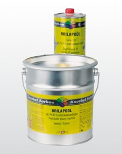 BRILAPOOL 2K-PUR Unterwasserfarbe
