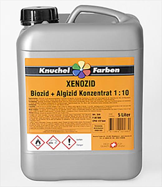 XENOZID Biozid + Algizid Konzentrat