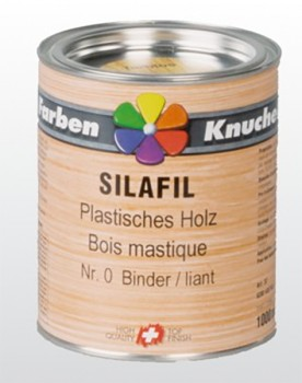 SILAFIL Plastisches Holz Nr.0