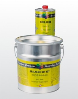BRILALUX 2K-PUR Anti-Graffiti DD-407 1kg RAL